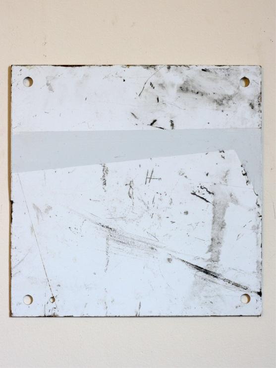 White on White Metal